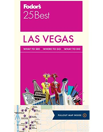 Fodors Las Vegas 25 Best (Full-color Travel Guide)