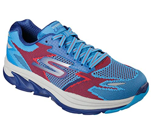 Skechers R Donna bluered Da Uomo Ginnastica Go Road Run Ultra tBBrU7