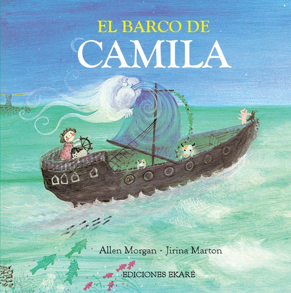 Read Online El barco de Camila (Spanish Edition) pdf epub