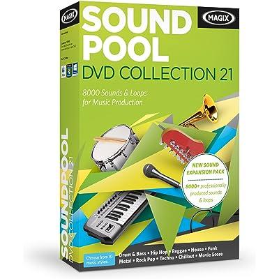 MAGIX Soundpool DVD Collection 21 - Software De Edición De Audio/Música