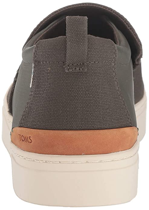 0c055696de1851 Amazon.com   TOMS Mens Paxton Water-Resistant Slip-Ons   Loafers & Slip-Ons