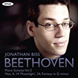 Beethoven: Piano Sonatas Vol.2