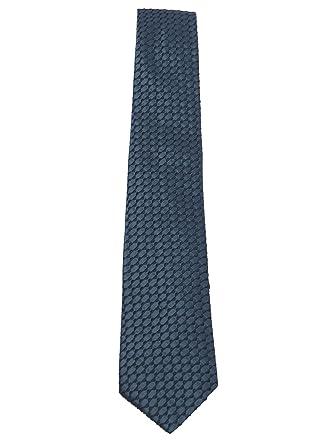 Armani - Corbata - para hombre azul turquesa Talla única: Amazon ...