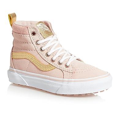 0a2483afa2 Vans Girls  Sk8-hi MTE Trainers  Amazon.co.uk  Shoes   Bags