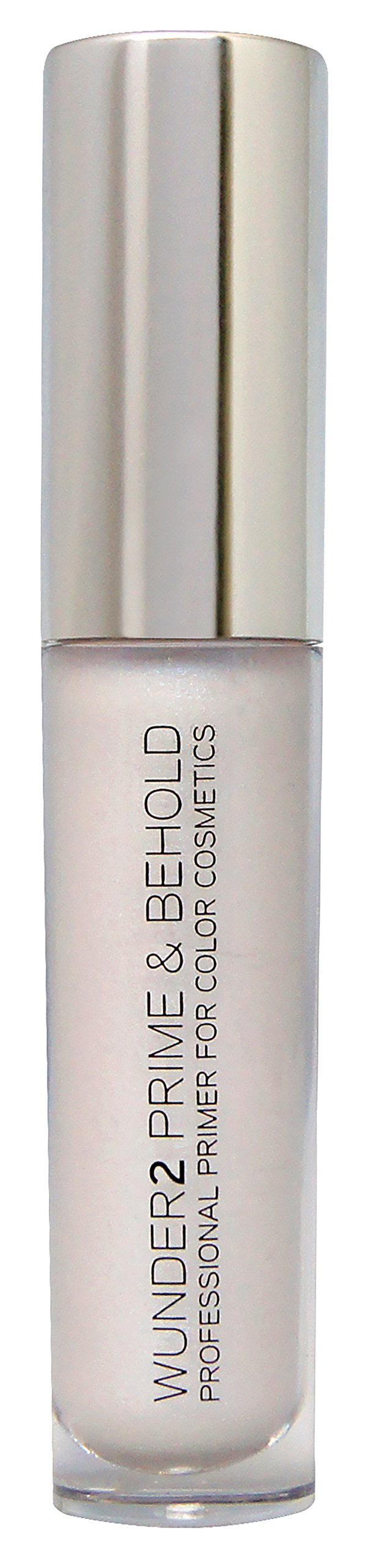 WUNDER2 PRIME & BEHOLD Waterproof Lip and Eyeshadow Primer Makeup for Color Cosmetics by Wunder2