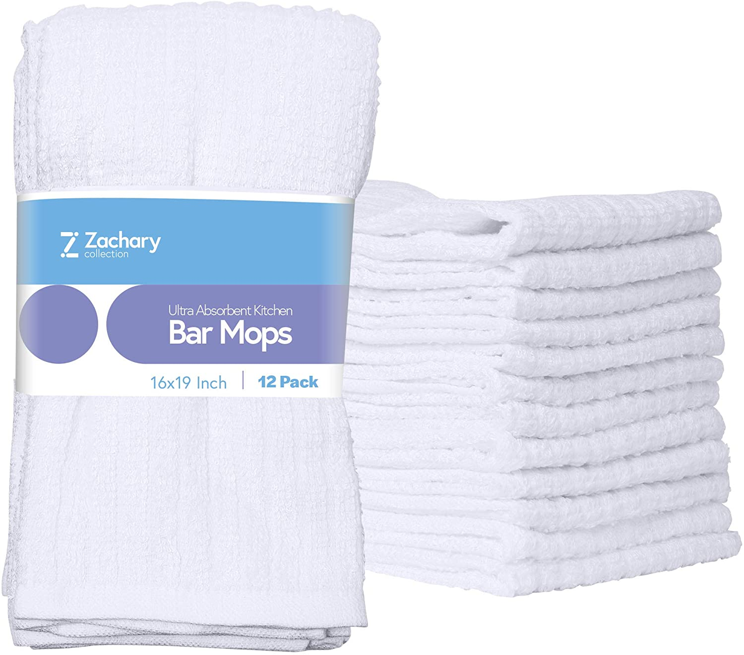 Zachary Collection Bar Mop Cleaning Towels