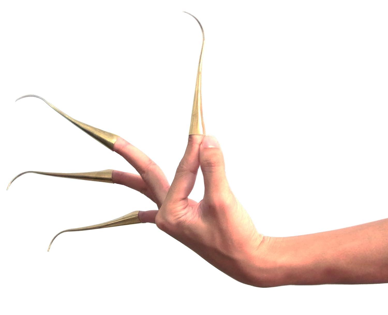 20 Set 8 claws per set Fresno Mall Art unisex Thai Asian Original Rare Accessorie
