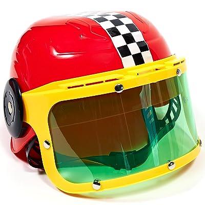 Us Toy Racing Helmet: Toys & Games