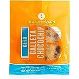 HEALTHY BRAND | Galleta Chocolate Chip Keto 40g -