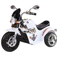 HLX-NMC Battery Operated Fun Cruiser Bike - White