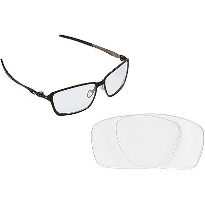 7b74d5ac67 ... Best SEEK OPTICS Replacement Lenses Oakley TINCAN CARBON - Clear ...