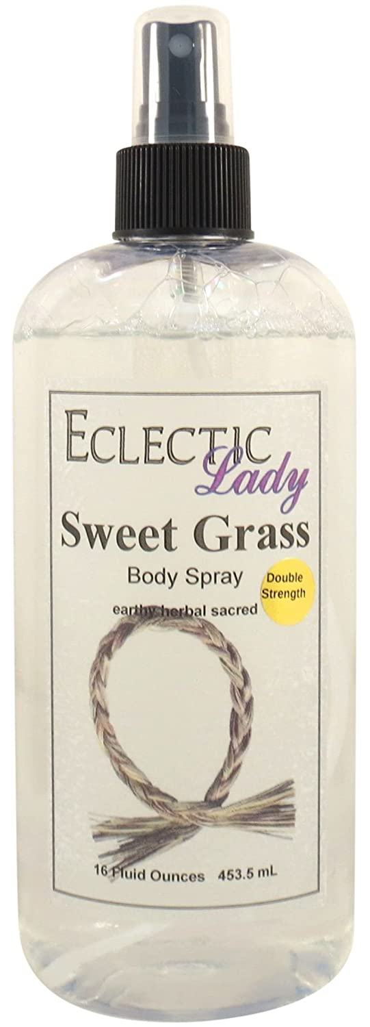 Sweetgrass Body Spray, 4 ounces Eclectic Lady