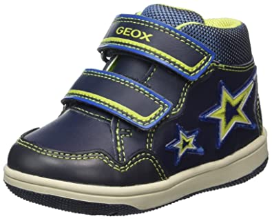 Geox B New Flick E, Zapatillas para Bebés: Amazon.es: Zapatos y complementos