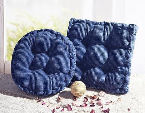 Candy Color multi-size cuadrado/redondo de peluche cojín de ...