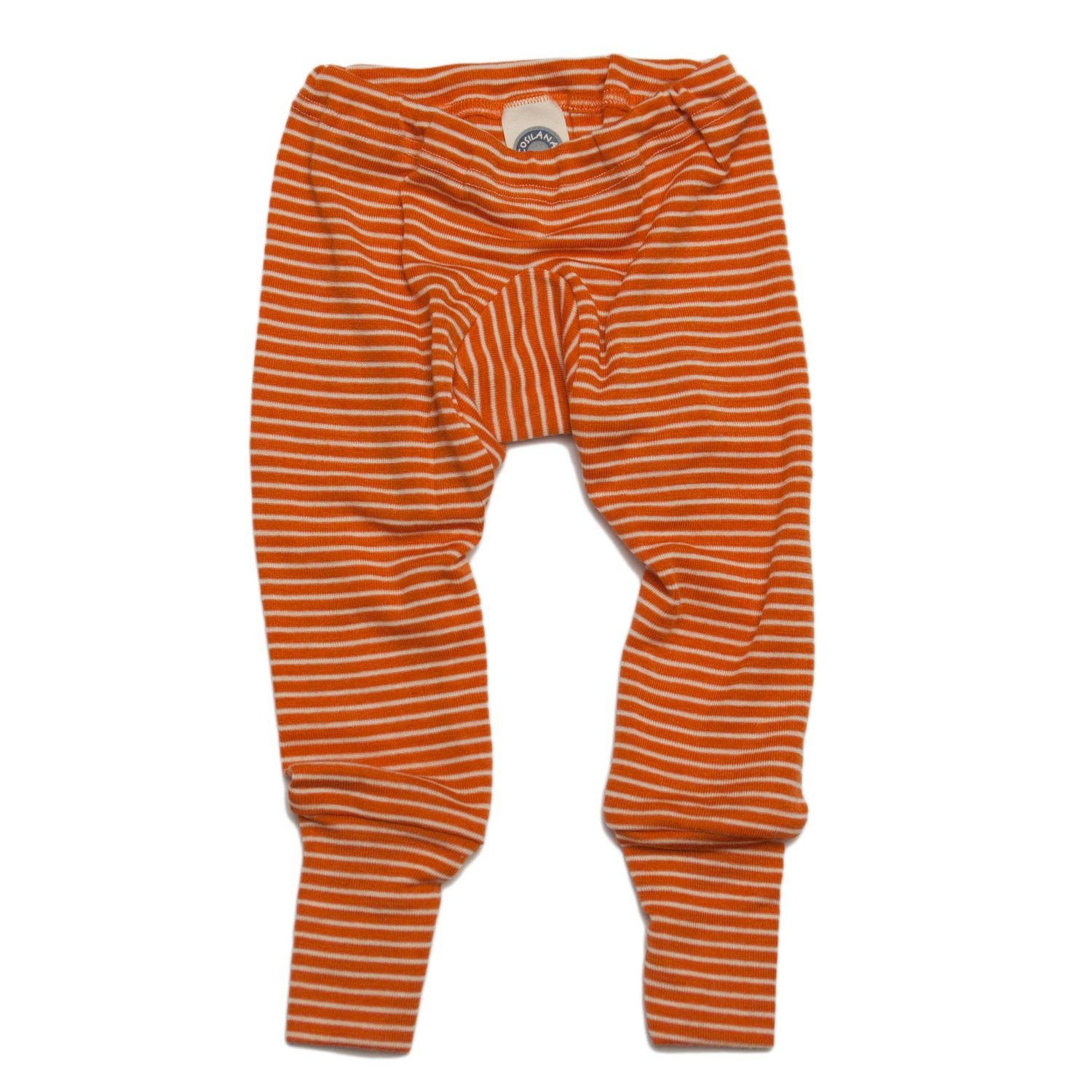 Cosilana - Baby Long Johns Bottoms, 70% Organic Merino Wool, 30% Silk