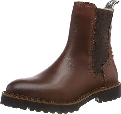 Marc OPolo Flat Heel Chelsea, Botas Mujer: Amazon.es: Zapatos y ...