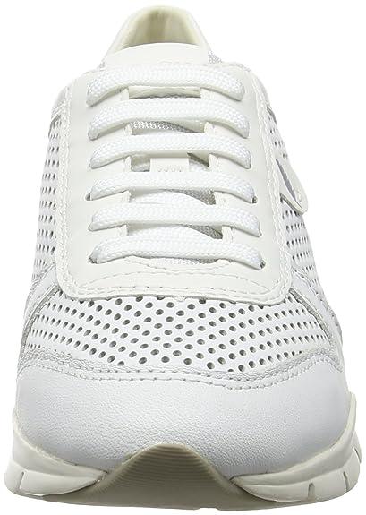 7e1a782b0b9 Amazon.com: Geox Women's D Sukie F Trainers, Black: Shoes