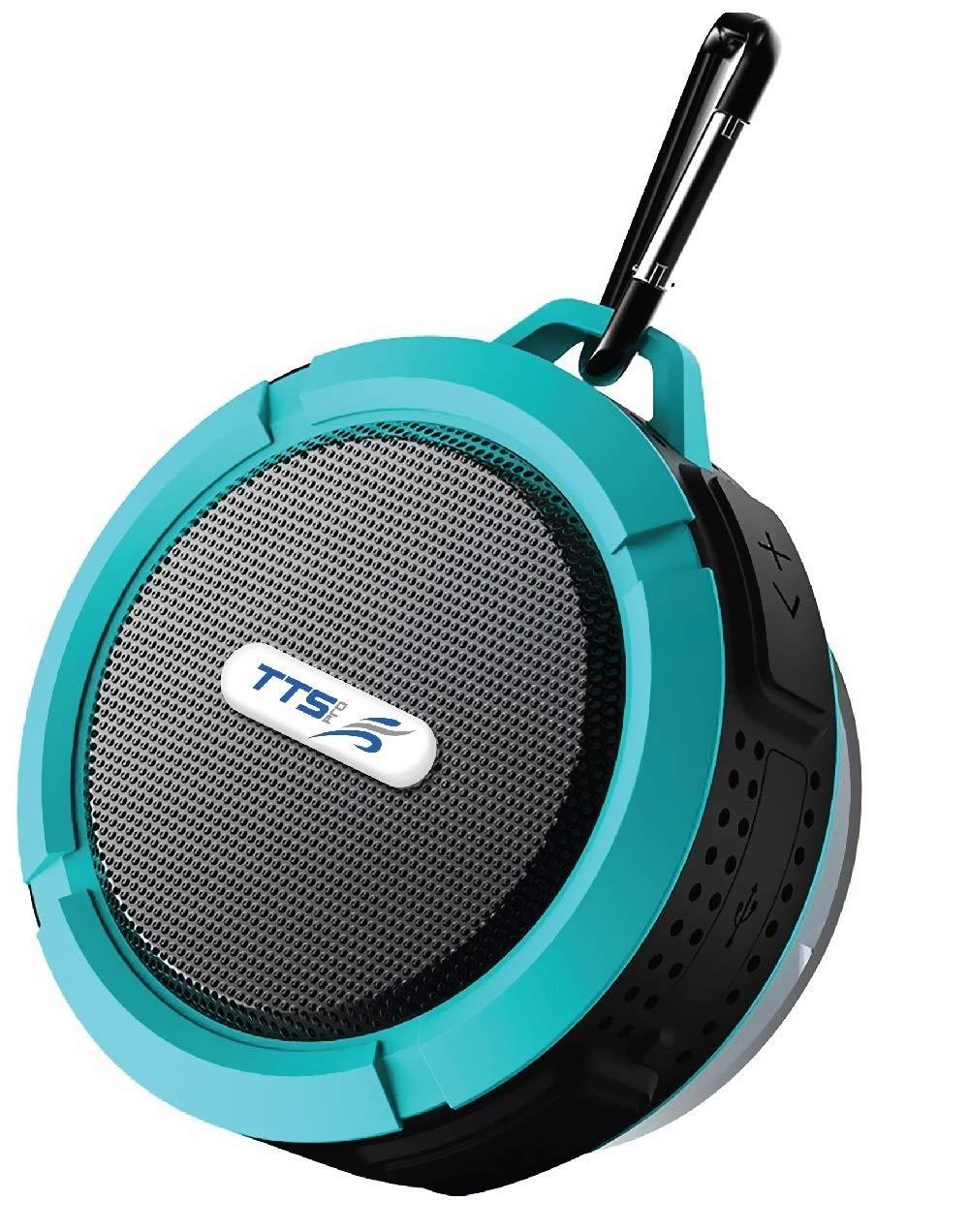 Parlante Bluetooth TTS Pro New 2018 Shower Wireless W (VC4D)