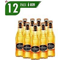 Sidra De Manzana Strongbow Honey 12 Pack Botella 330 Ml