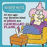 Aunty Acid Wall Calendar