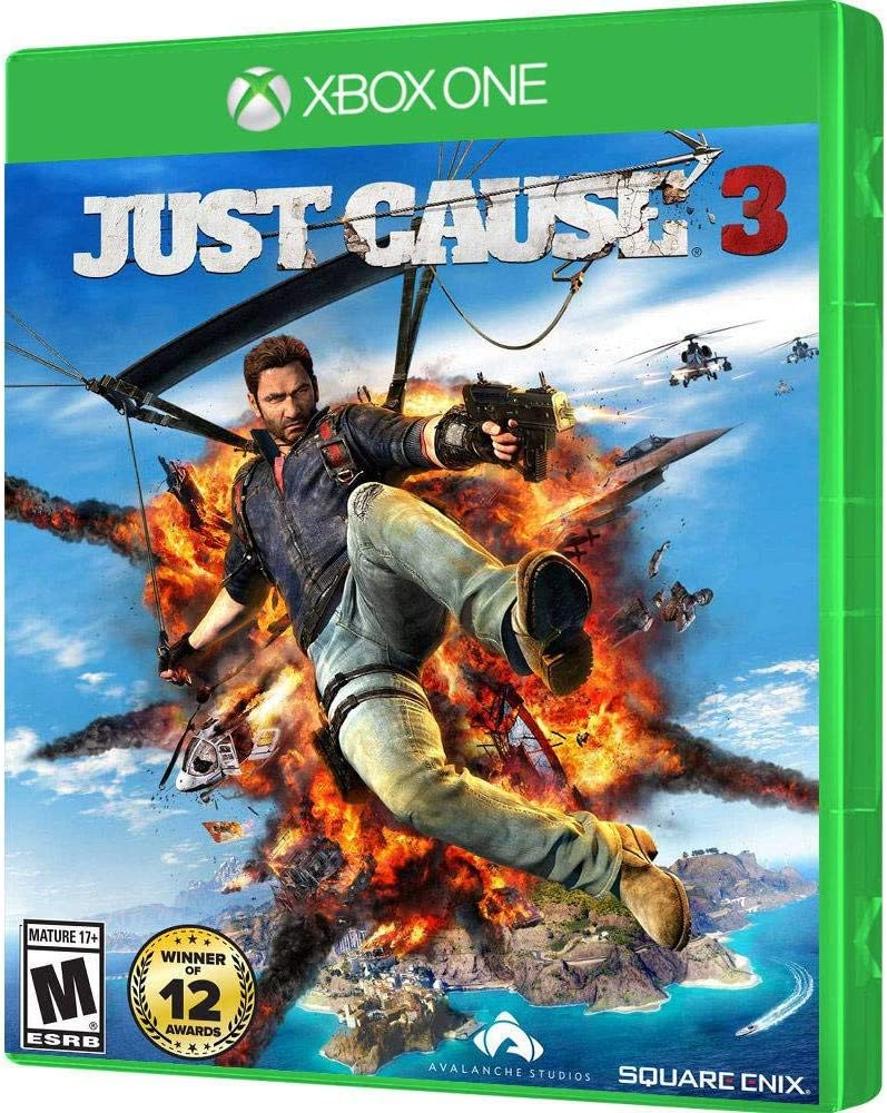 Square Enix Just Cause 3 Day One Edition XboxOne - Juego (Xbox One ...