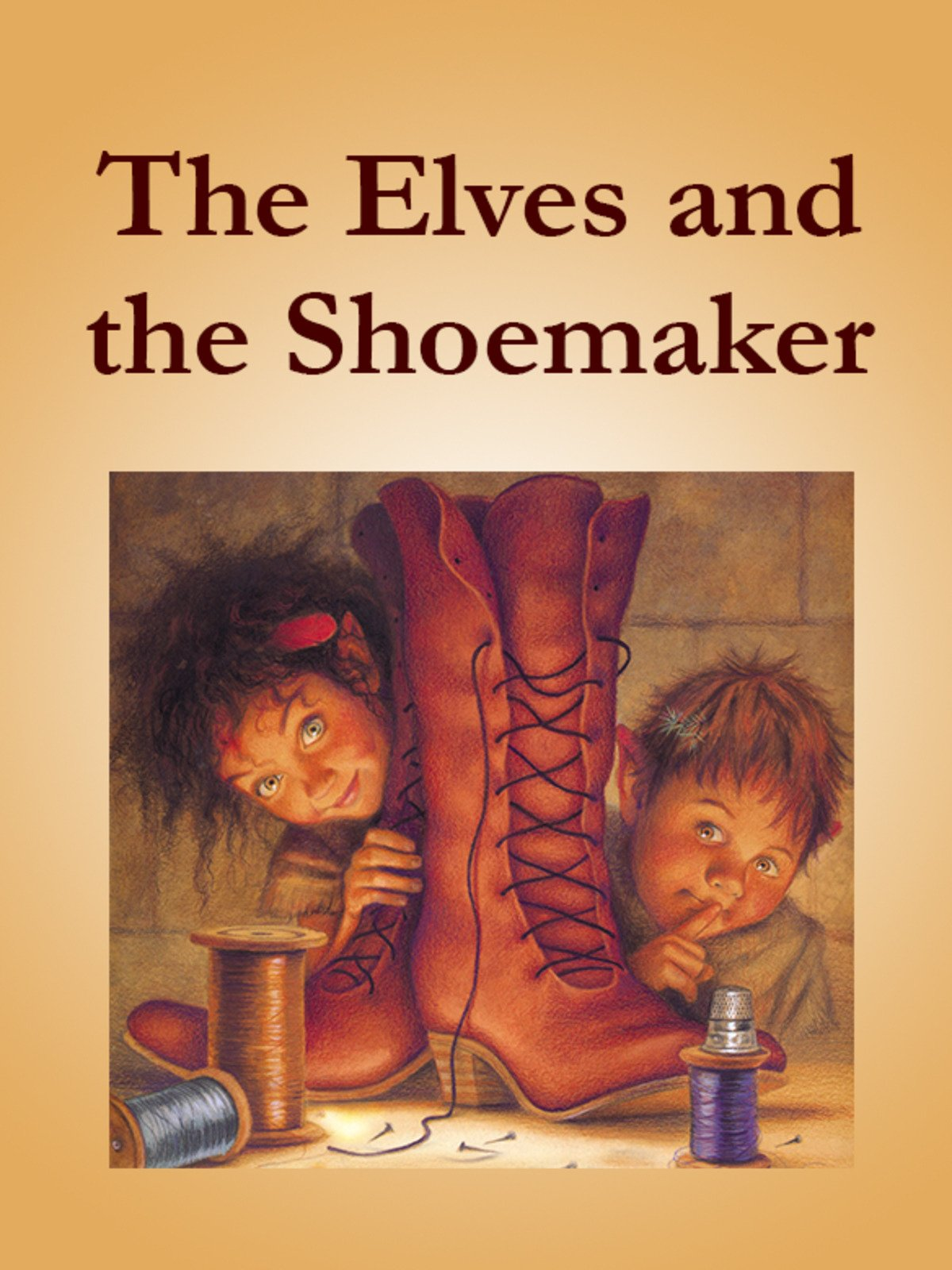 Elves and the Shoemaker on Amazon Prime Video UK