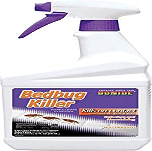 Bonide 573 Qt Rtu Bedbug Killer, 1 quart