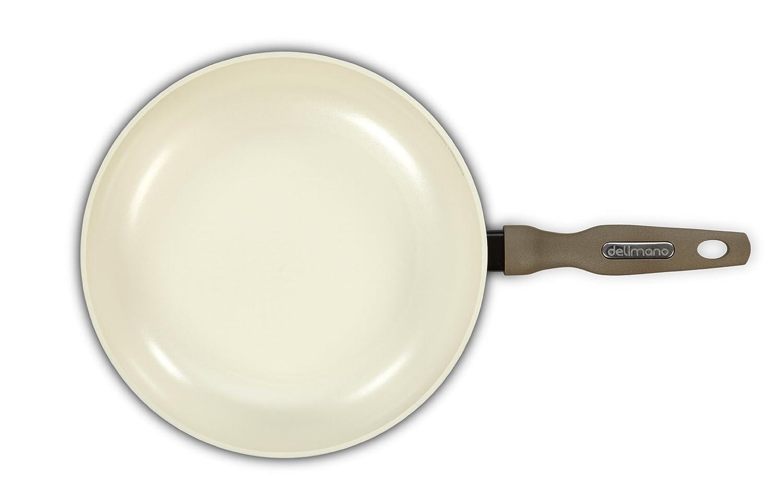 Ceramica Delimano Suprema 28 cm sartén: Amazon.es: Hogar