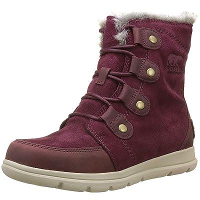Amazon.com   Sorel Explorer Joan   Snow Boots