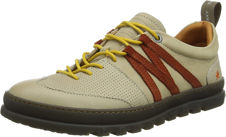ART 1522m Multi Leather Piedra-Caldera/Mainz, Zapatos de Cordones Brogue Unisex Adulto