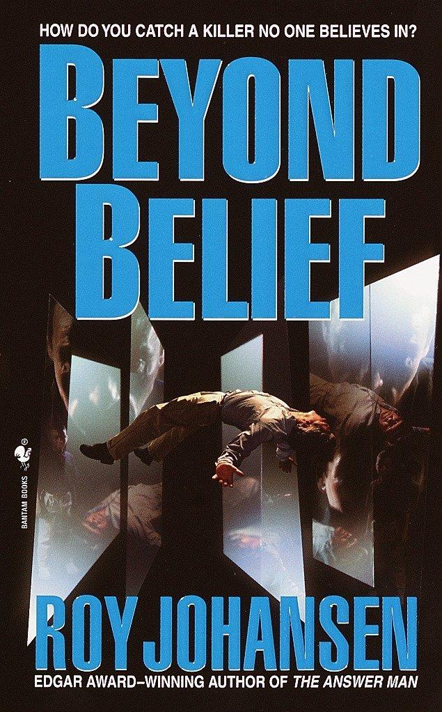Download Beyond Belief: A Novel (Joe Bailey, Spirit Basher) pdf