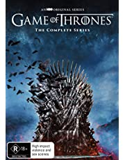 Game Of Thrones: Season 1-8 (DVD)