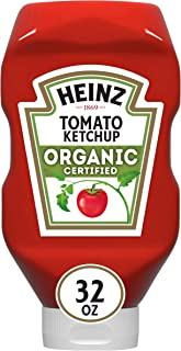 product image for Heinz Organic Tomato Ketchup (32 oz Bottles, Pack of 12)