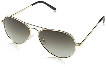 Polaroid PLD 1017S 000 LB Sonnenbrille Pilotenbrille VSG8C