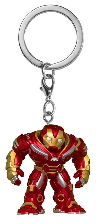 Funko POP! Keychain Marvel: Avengers Infinity War - Hulkbuster