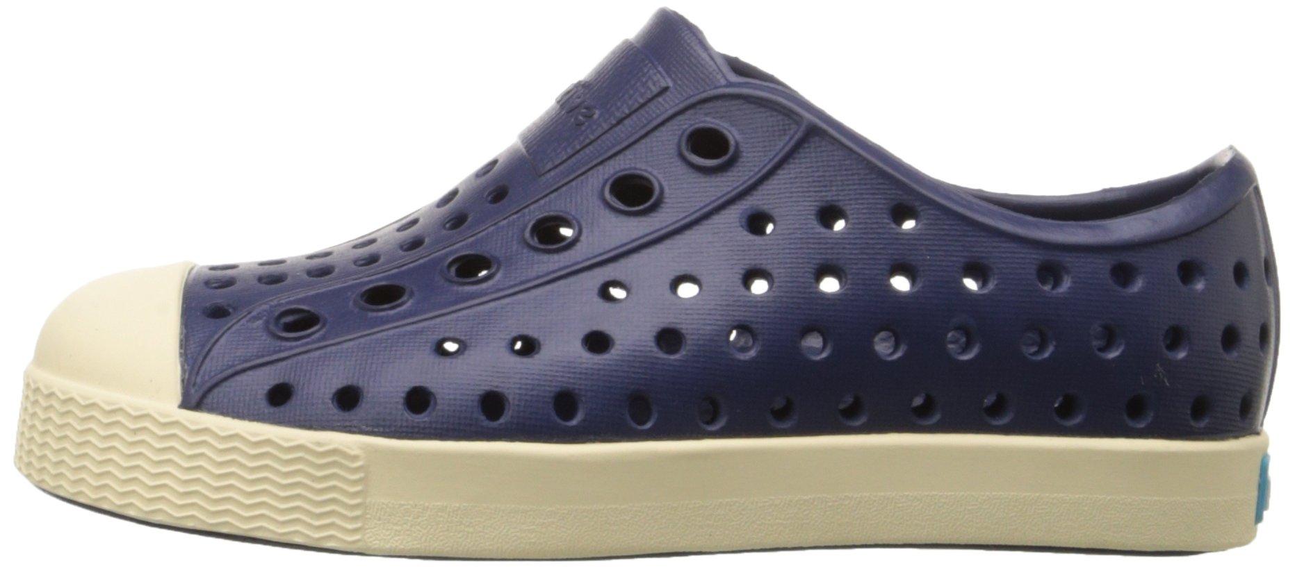Native Jefferson Slip-On Sneaker,Regatta Blue,10 M US Toddler by Native Shoes (Image #5)
