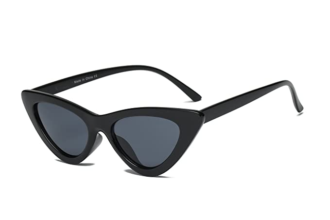 Amazon.com: furlux ojo de gato anteojos de sol, anteojos de ...