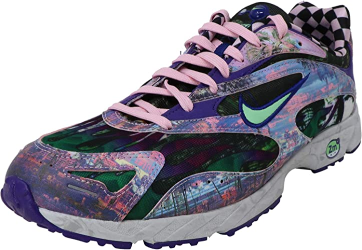 Nike Men's Zm Streak Spectrum Plus Premium Ankle High Running