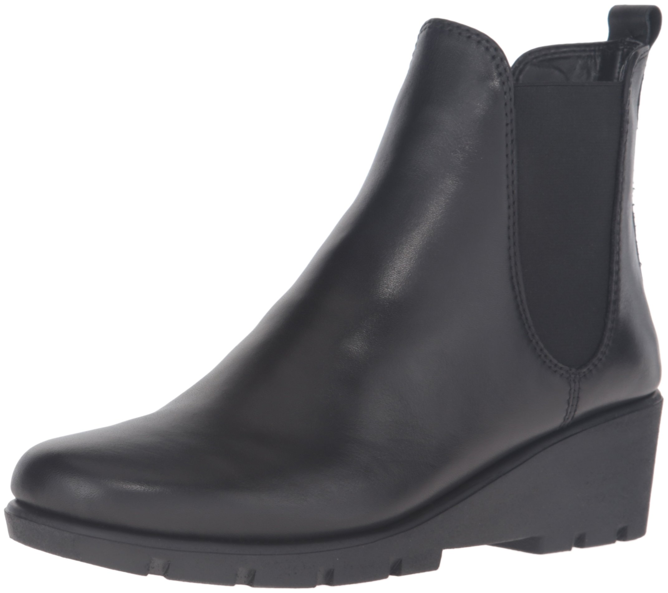 The FLEXX Women's Slimmer Boot, Black Cashmere, 10 M US
