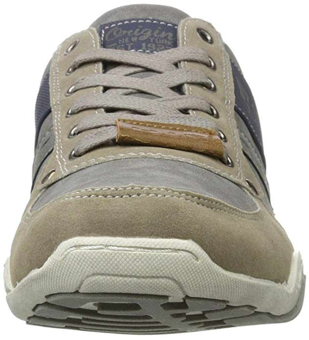 027-57, Mens Low-Top Sneakers His