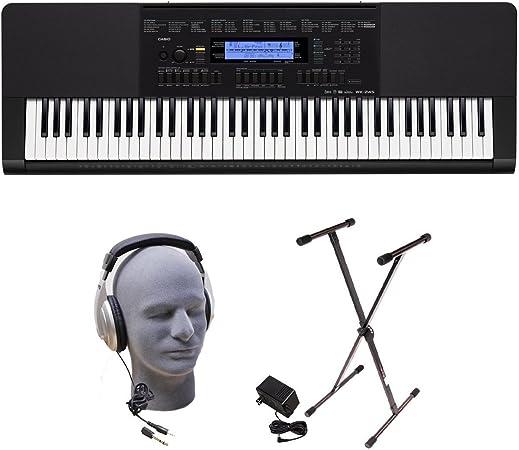 Casio WK-245 PPK 76-Key Keyboard