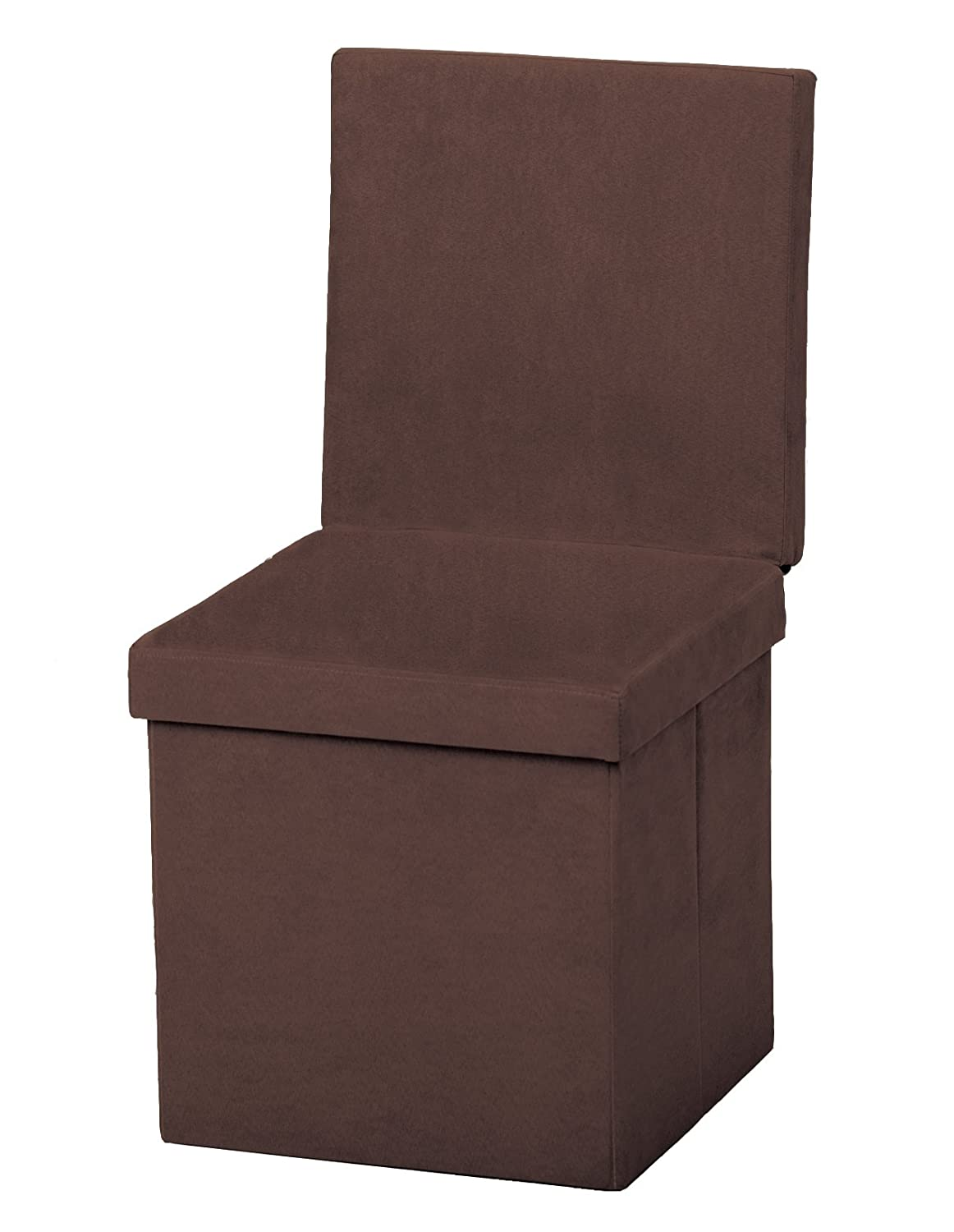 Pleasing Fresh Home Elements The Fhe Group Folding Chair Ottoman Chocolate Suede Alphanode Cool Chair Designs And Ideas Alphanodeonline