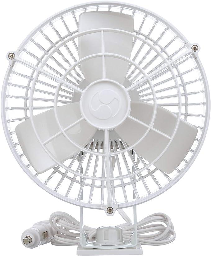 Caframo Kona 12 V Resistente al Agua Ventilador de Velocidad ...