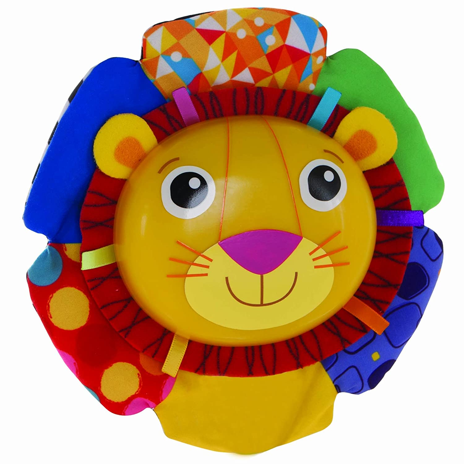 Lamaze Logan The Lion Cot Soother LC27159