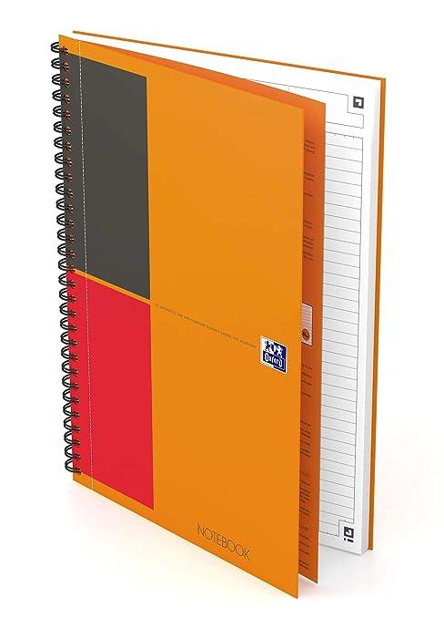 Amazon.com : Oxford 400080785 Notebook International B5 Pack ...