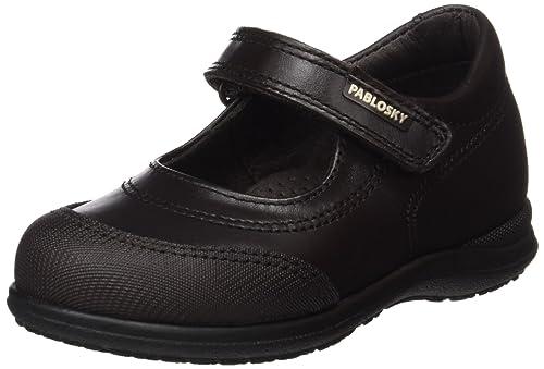Pablosky 320090, Zapatillas para Niñas, Marrón (Marrón), 26 EU