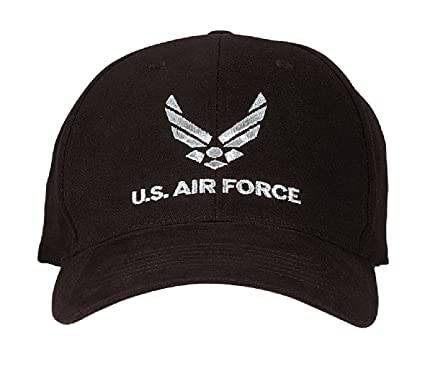 8a2651fe3bbee Amazon.com  Rothco USAF Low Profile Cap