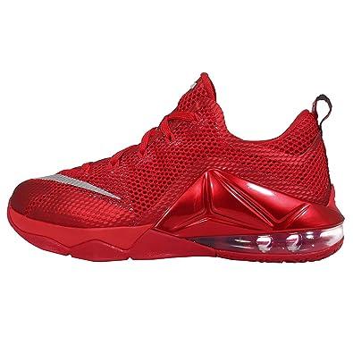 newest 50cfe 94a87 Nike Kids Lebron XII Low (gs) Basketball Shoe  Amazon.co.uk  Shoes   Bags