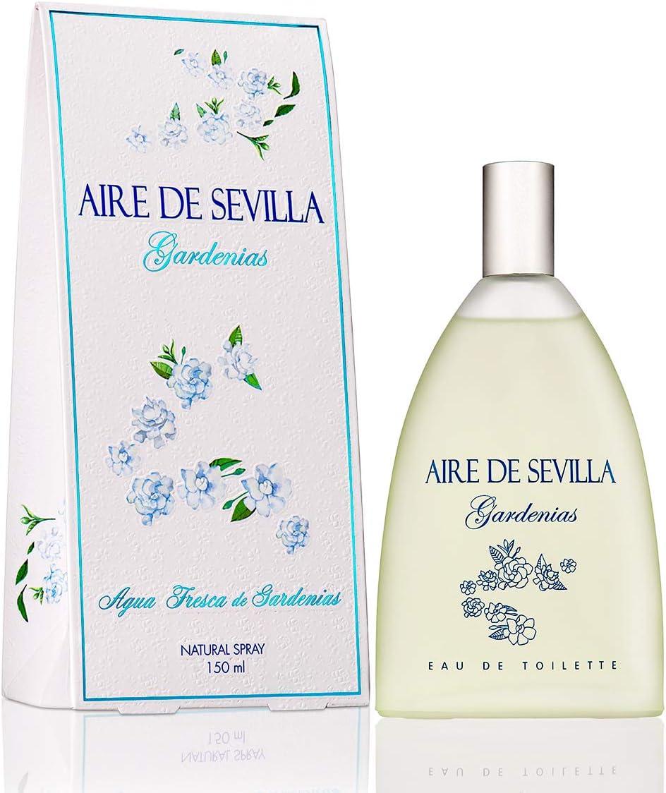 Perfume de Gardenias - Aire de Sevilla 150 ML: Amazon.es: Belleza