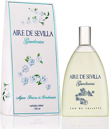 Oferta amazon: Perfume de Gardenias - Aire de Sevilla 150 ML